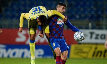 Αστέρας Τρίπολης - Βόλος 0-0: Δεν στοίχισε η αποβολή του Tασουλή