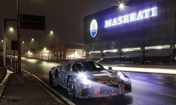 Η Maserati ετοιμάζει νέο σπορ αυτοκίνητο!
