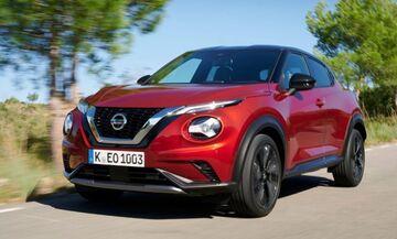 Νέο Nissan Juke με τιμή από 17.900 ευρώ