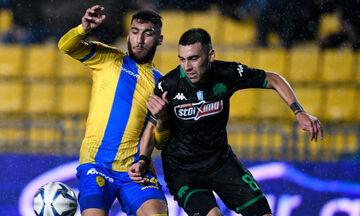 Παναιτωλικός - Παναθηναϊκός 0-0: Τον έσωσε ο Διούδης (highlights)