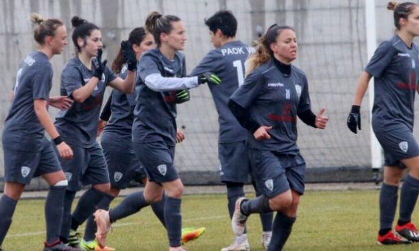 Ποδόσφαιρο Γυναικών: Όλα τα αποτελέσματα και οι βαθμολογίες σε Α και Β Εθνική
