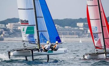 Ιστιοπλοΐα: Δύο ελληνικά Nacra 17 στο Ώκλαντ για την πρόκριση στους Ολυμπιακούς του 2020
