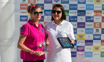 O Διεθνής Μαραθώνιος Ρόδου βραβεύτηκε από τον Radisson Blue Μαραθώνιο Λάρνακας