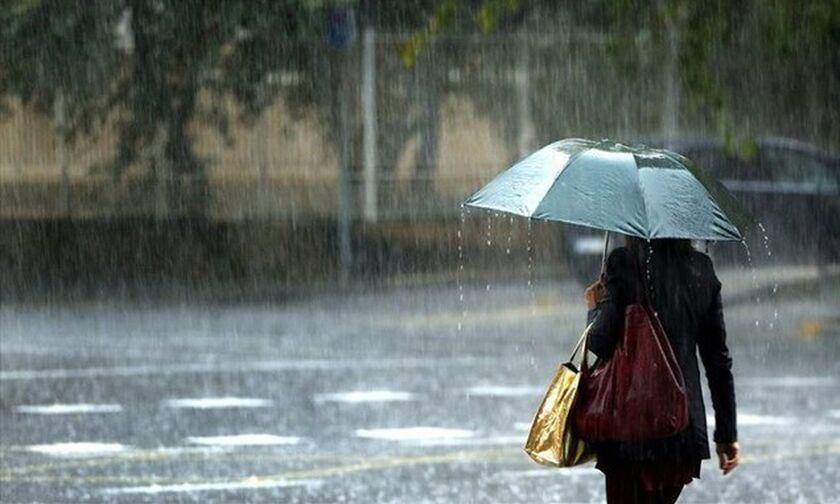 Το meteo.gr προειδοποιεί: Συνεχίζονται οι βροχές και καταιγίδες