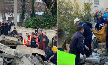Ισχυρός σεισμός 6,4 βαθμών στην Αλβανία - Πληροφορίες για πέντε νεκρούς