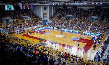 ΕΟΚ: Στο Ηράκλειο ο τελικός Κυπέλλου, στην Πάτρα το Ελλάδα - Βουλγαρία