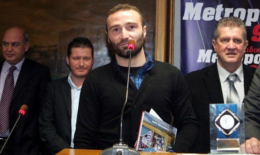 Σαλπιγγίδης: «Περισσότερο με πείθει ο ΠΑΟΚ από τον Ολυμπιακό»