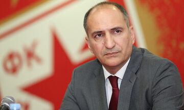 Ο Μίταρ Μιρκέλα στηρίζει τον Μιλόγεβιτς στον Ερυθρό Αστέρα