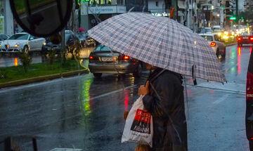 Ο καιρός: Που θα σημειωθούν βροχές σήμερα 28 Νοεμβρίου