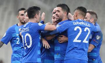 FIFA ranking: Άνοδος τεσσάρων θέσεων για την Ελλάδα!