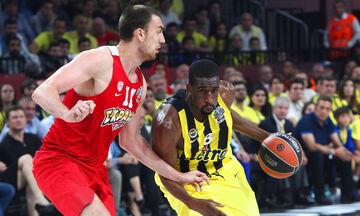 EuroLeague: Υποψήφιος για την ομάδα της δεκαετίας ο Ούντο