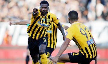 Ποινή δύο αγωνιστικών στον Ιντέγε για την αποβολή στο ματς με ΑΕΚ