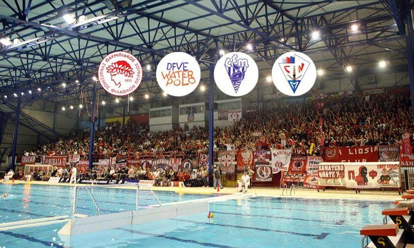 Ολυμπιακός: Πρεμιέρα στις 29/11 με Μεντιτεράνι στο «Παπαστράτειο»