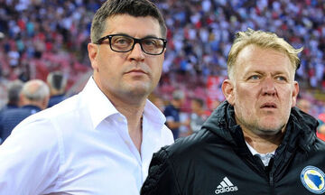 Ο Προσινέτσκι που απολύθηκε από τη Βοσνία υποψήφιος για τον Ερυθρό Αστέρα!