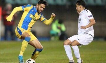Ντουντελάνζ - ΑΠΟΕΛ 0-2: Από το Λουξεμβούργο στους «32» του Europa League