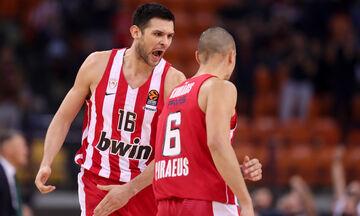 EuroLeague: Κόντρα σε Αρμάνι όπως με... Άλμπα ο Ολυμπιακός!