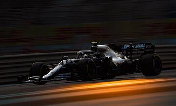 Grand Prix Άμπου Ντάμπι: Ταχύτερος όλων ο Μπότας τόσο στο FP1 όσο και στο FP2