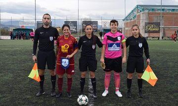 Ποδόσφαιρο Γυναικών Α Εθνική: Αμφίρροπες αναμετρήσεις για την 6η αγωνιστική (πρόγραμμα, βαθμολογία)