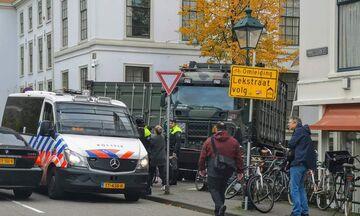 Επίθεση με μαχαίρι στην Ολλανδία