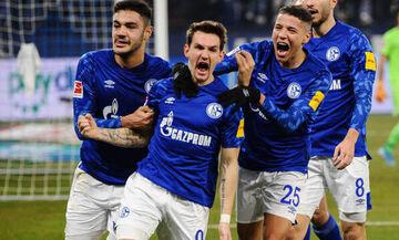 Bundesliga: Λυτρώθηκε στο 86' η Σάλκε