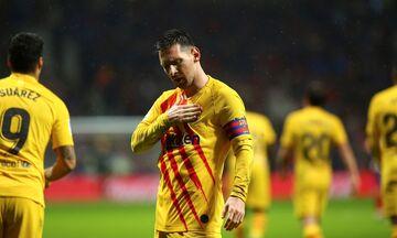 La Liga: Με Μέσι η Μπαρτσελόνα 1-0 την Ατλέτικο στη Μαδρίτη (highlights, βαθμολογία)