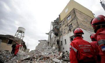 Σεισμός στην Αλβανία: Στους 50 οι νεκροί, πάνω από 10.000 οι άστεγοι