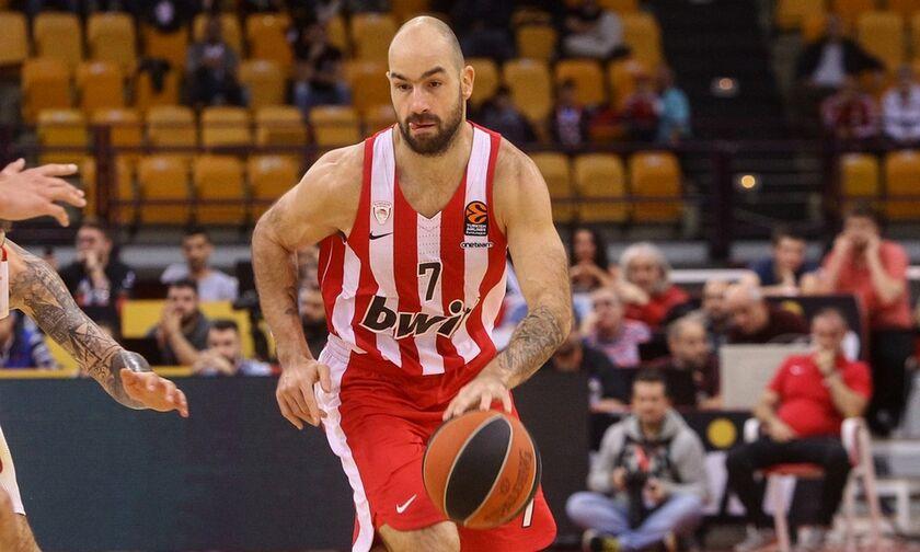 Σπανούλης: Η EuroLeague αποθέωσε τον βασιλιά της