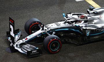 Grand Prix Άμπου Ντάμπι: Πέμπτη φετινή pole position για τον Χάμιλτον