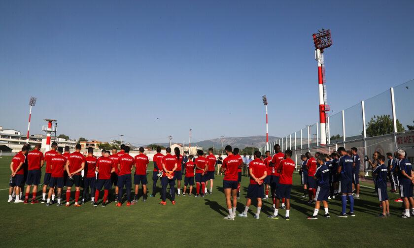 Οι τέσσερις παίκτες του Ολυμπιακού που υποβλήθηκαν σε έλεγχο ντόπινγκ