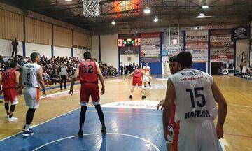 Α2 μπάσκετ: Πέρασε και απ΄ το Χαϊδάρι ο Χαρίλαος Τρικούπης