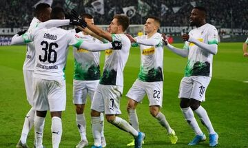 Bundesliga: Στην κορυφή η  Γκλάντμπαχ, επιτέλους νίκη για Βέρντερ (highlights, βαθμολογία)