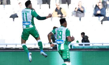 Παναθηναϊκός - Αστέρας Τρίπολης 1-0: Με τις επεμβάσεις Διούδη και... VAR (highlights)