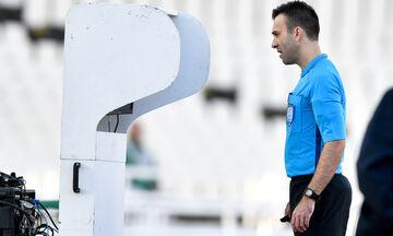 Παναθηναϊκός - Αστέρας Τρίπολης: Το πέναλτι με VAR και το γκολ Χατζηγιοβάννη για το 1-0 (vid)