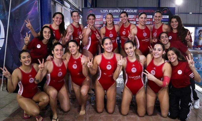 Ολυμπιακός-Ματαρό 14-9: Πρώτος, στους «8» και συνεχίζει!