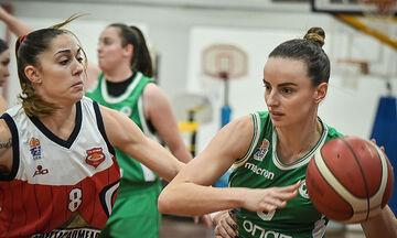 Α1 γυναικών μπάσκετ: «Διπλά» ΠΑΟ και Χανιά, ο ΠΑΣ κέρδισε τον ΠΑΟΚ!