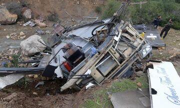 Τυνησία: Λεωφορείο έπεσε σε χαράδρα - Τουλάχιστον 24 νεκροί