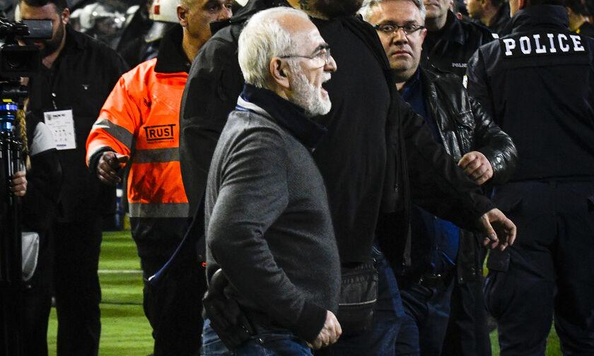 Ο ΠΑΟΚ εξέδωσε ανακοίνωση κατά Ολυμπιακού και Αυγενάκη