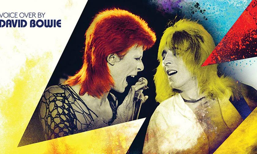«Beside Bowie: The Mick Ronson Story» στο Gimme Shelter Film Festival
