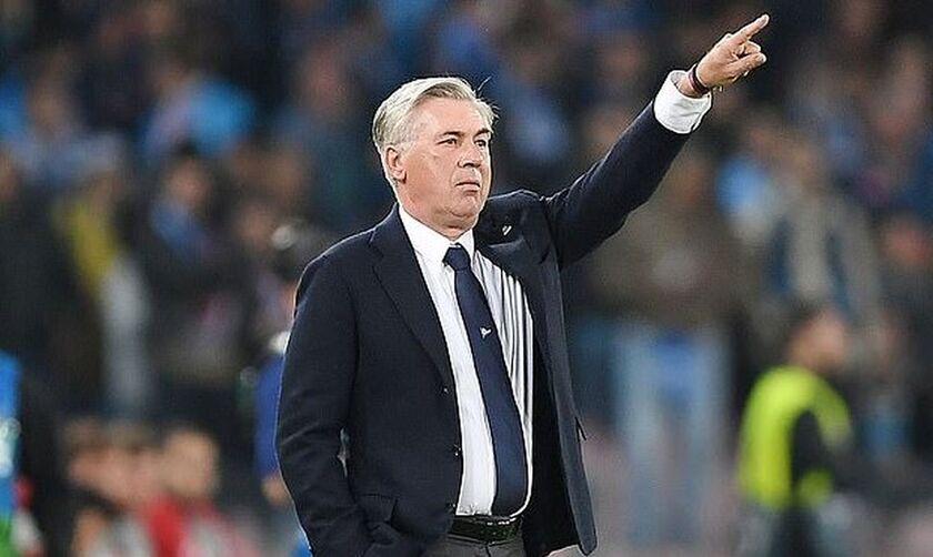 Νάπολι: O Αντσελότι «μαντρώνει» τους παίκτες στο προπονητικό κέντρο