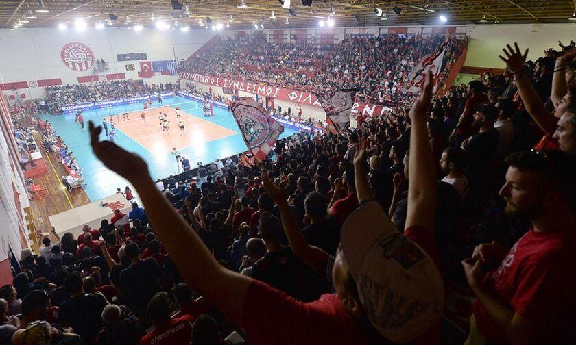 Ολυμπιακός: Ανακοίνωση για τα εισιτήρια με την Μόντενα