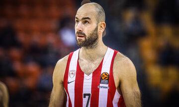 Σπανούλης: Έτσι ξεπέρασε τον Ναβάρο στο σύστημα αξιολόγησης της EuroLeague (vid)