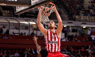 EuroLeague: Με Μιλουτίνοφ τα καλύτερα καρφώματα του Νοεμβρίου (vid)