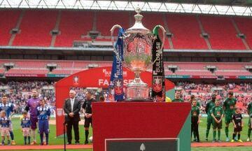 Κύπελλο Αγγλίας: Θα ξεκινήσουν με ένα λεπτό καθυστέρηση οι αγώνες του τρίτου γύρου