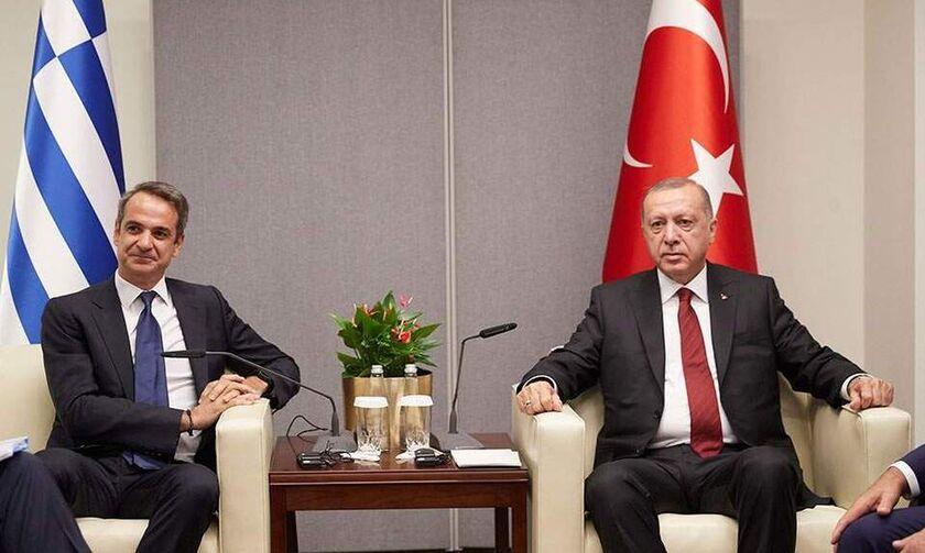 Ερντογάν: Θα συναντηθώ με τον Κυρ. Μητσοτάκη στο Λονδίνο