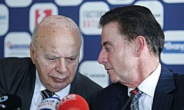 Ο Βασιλακόπουλος βγάζει «ψεύτη» τον Πρίντεζη και αποδίδει σε τρίτους την επιστολή στην ΕΟΚ