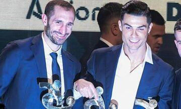 Κιελίνι: Η Ρεάλ Μαδρίτης δεν ήθελε να πάρει πέρσι ο Κριστιάνο Ρονάλντο τη Χρυσή Μπάλα!»