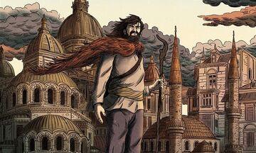 «Ο Ζητιάνος»: Η σκοτεινή νουβέλα του Ανδρέα Καρκαβίτσα σε κόμικ (pics)