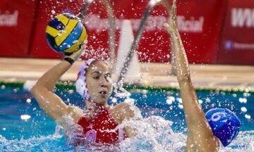 Ολυμπιακός - Εθνικός 17-12: Πρόκριση στο Final-4 για τις «ερυθρόλευκες»