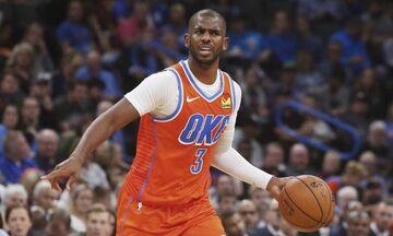 NBA: Κρόφορντ και Πολ στα «ραντάρ» των Μπακς!