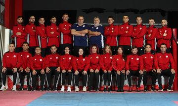 Πυγμαχία: Η αποστολή του Ολυμπιακού για το Πανελλήνιο στη Σπάρτη (pics)